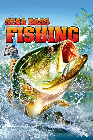 SEGA Bass Fishing poster image on Steam Backlog