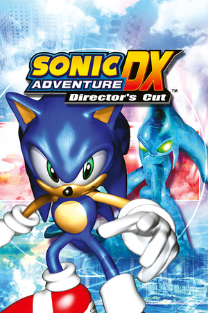 Sonic Adventure DX poster image on Steam Backlog
