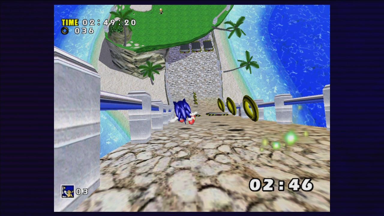 Sonic Adventure DX · AppID: 71250