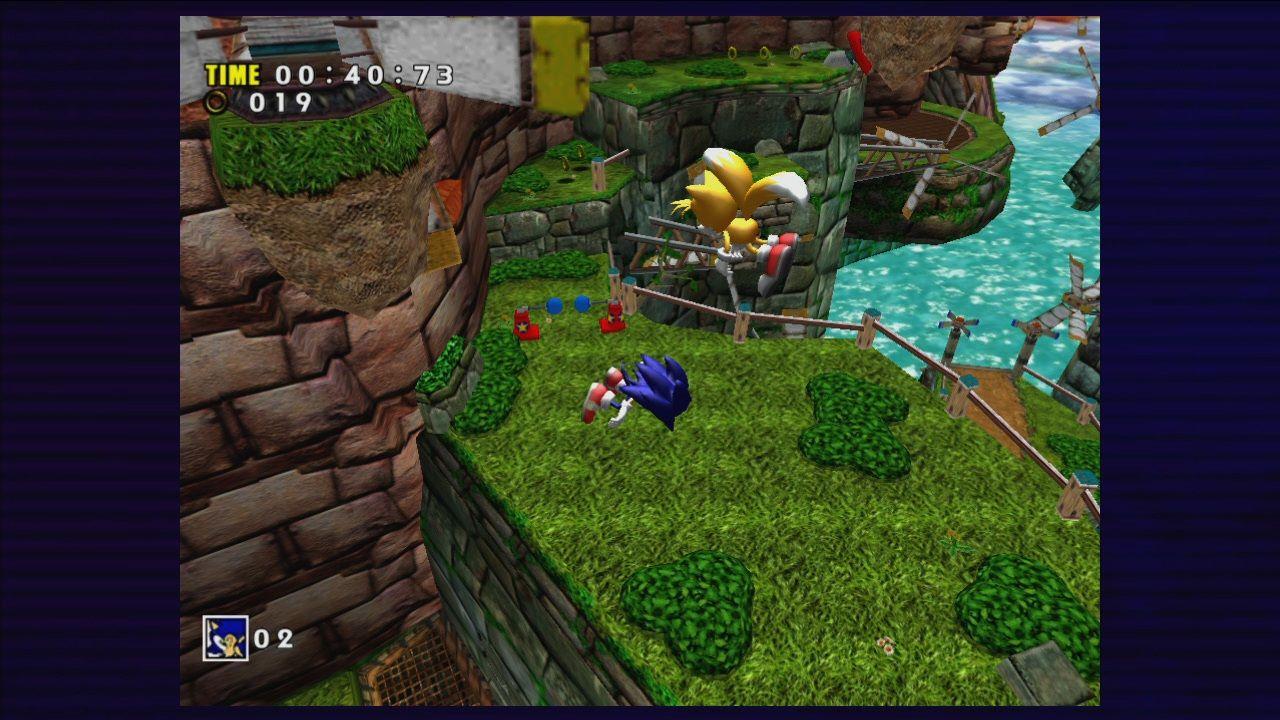 Sonic: Epic Super Mega Pack [RePack] [1997-2017|Rus|Eng|Multi7]