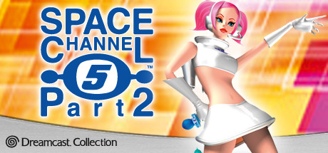 Game Banner Space Channel 5: Part 2
