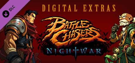 Battle Chasers: Nightwar Digital Extras