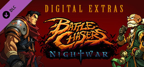 Battle Chasers: Nightwar Digital Extras cover art