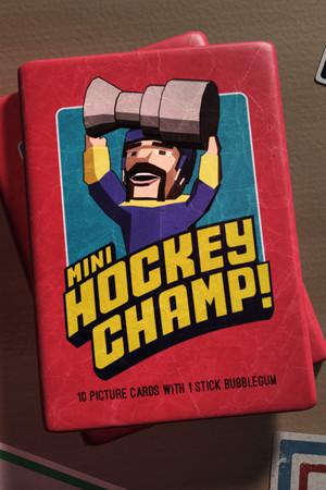 Mini Hockey Champ! poster image on Steam Backlog