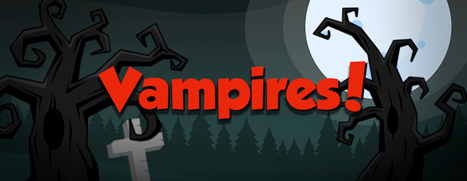 Vampires! - 捕猎吸血鬼