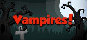 Vampires! cover art