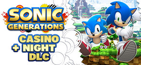 Sonic Generations cover art