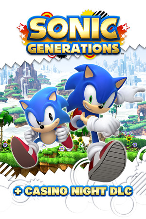 Sonic Generations Collection poster image on Steam Backlog
