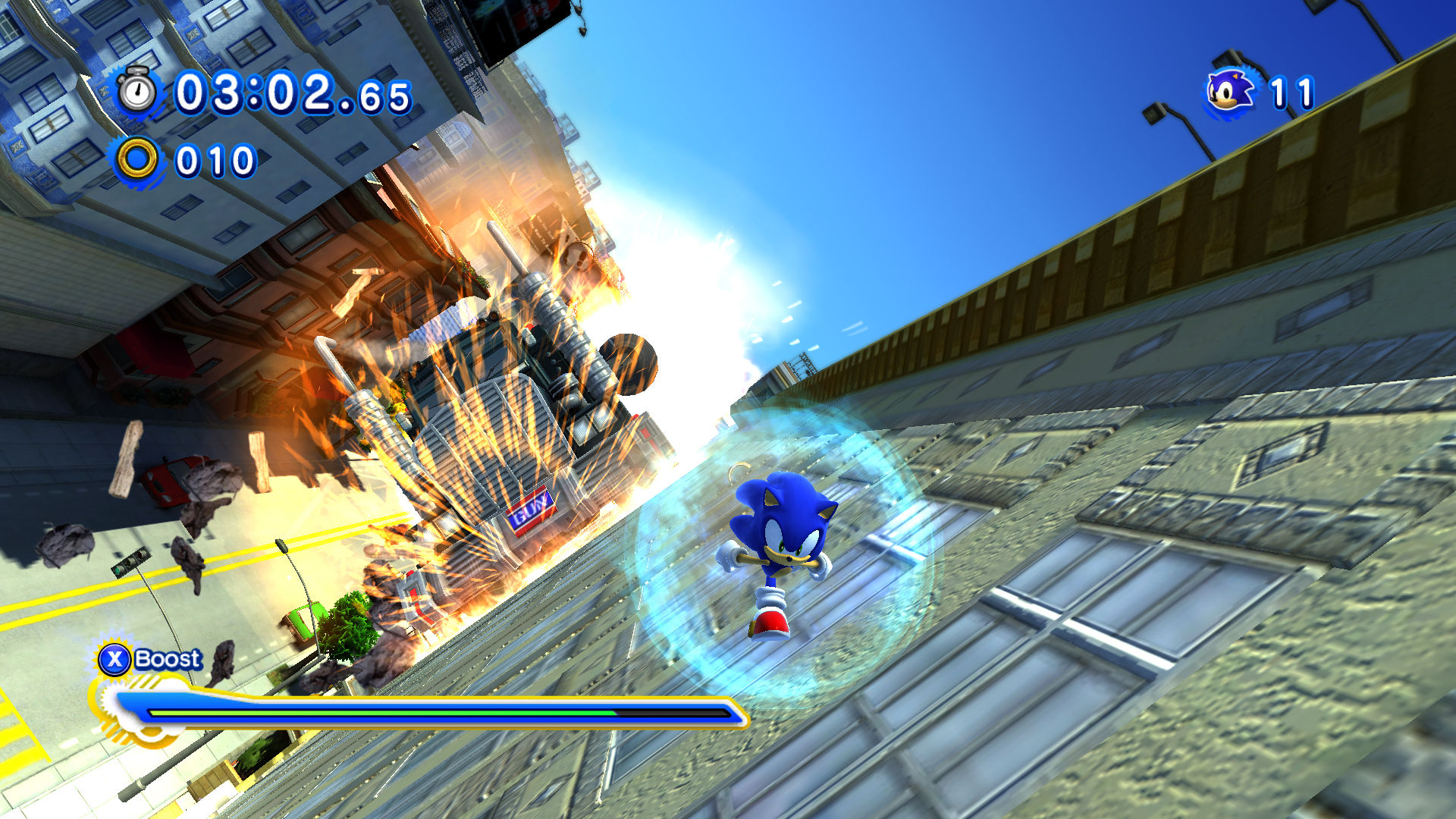 sonic unleashed pc download crack