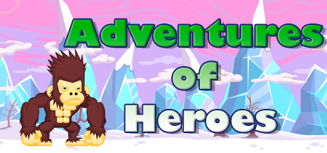Teaser image for Adventures of Heroes