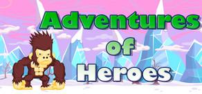 Adventures of Heroes cover art