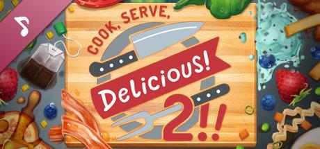 Cook, Serve, Delicious! 2!! Original Soundtrack