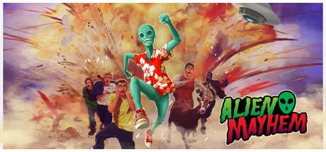 Alien Mayhem