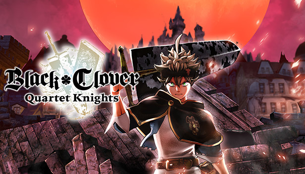 Download BLACK CLOVER: QUARTET KNIGHTS free download