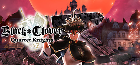 BLACK CLOVER QUARTET KNIGHTS Capa