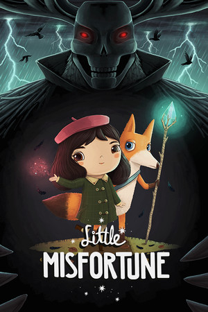 Little Misfortune poster image on Steam Backlog