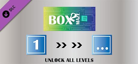 Box Maze 2 - Unlock All Levels