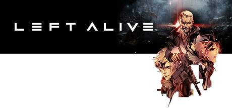 LEFT ALIVE™ cover art
