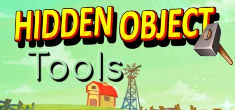 Hidden Object - Tools