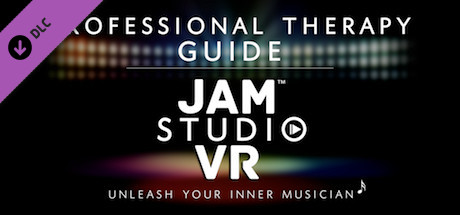 Jam Studio VR - Professional Therapy Guide