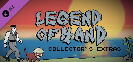 Legend of Hand - Collector's Extras