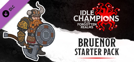 Idle Champions of the Forgotten Realms - Bruenor's Starter Pack