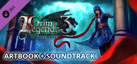 Grim Legends 3: The Dark City - Artbook & Soundtrack