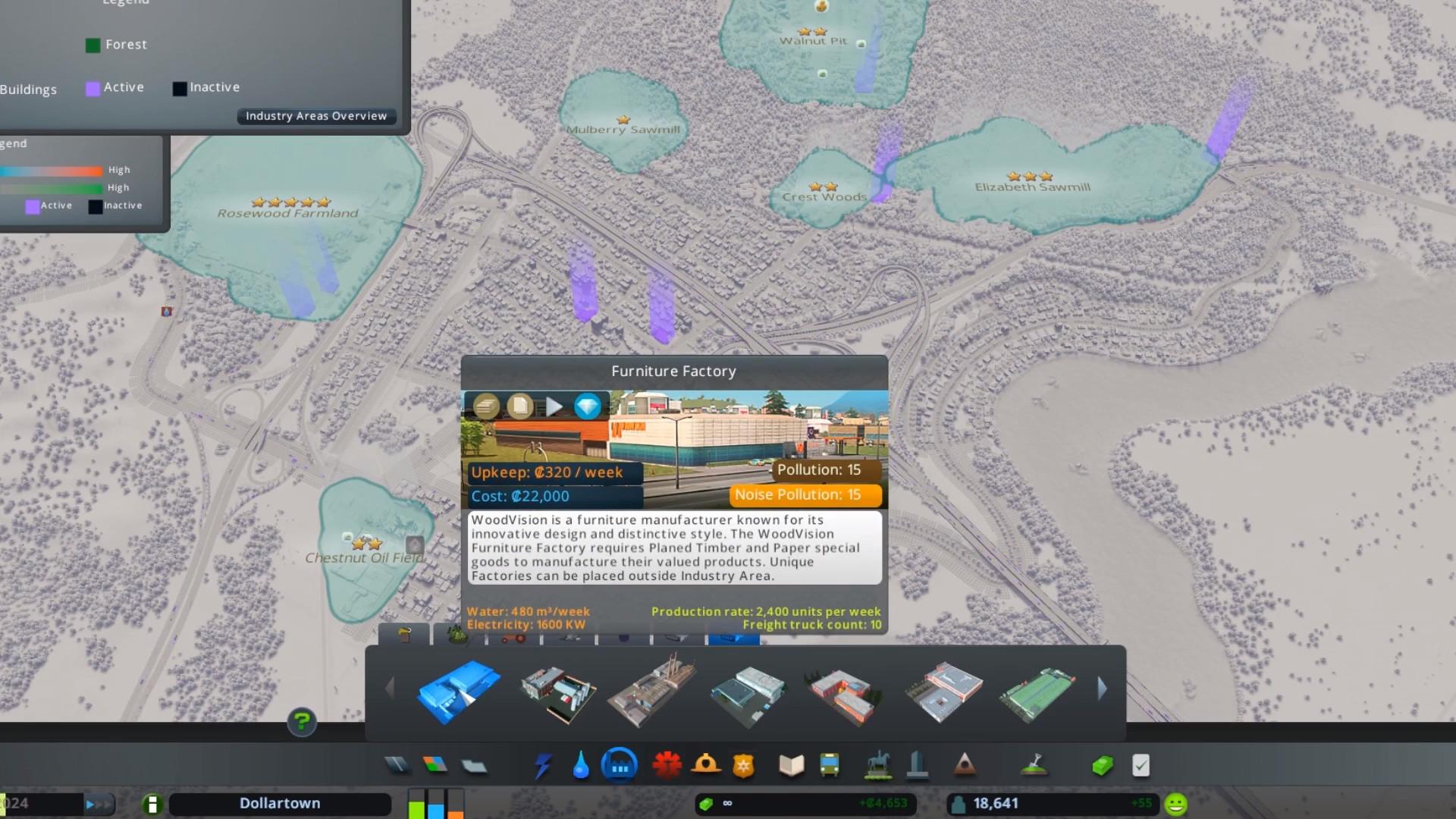 Cities: Skylines - Industries Screenshot 2