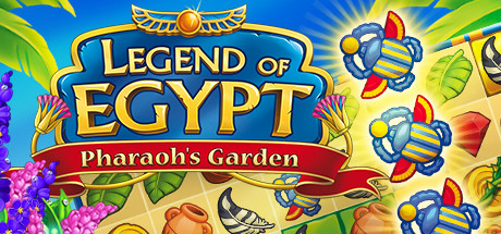 Legend of Egypt - Pharaohs Garden