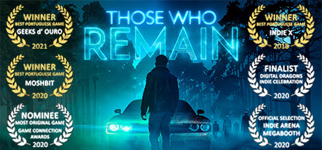 Those Who Remain [PT-BR] Capa