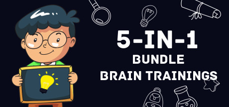 5-in-1 Bundle Brain Trainings