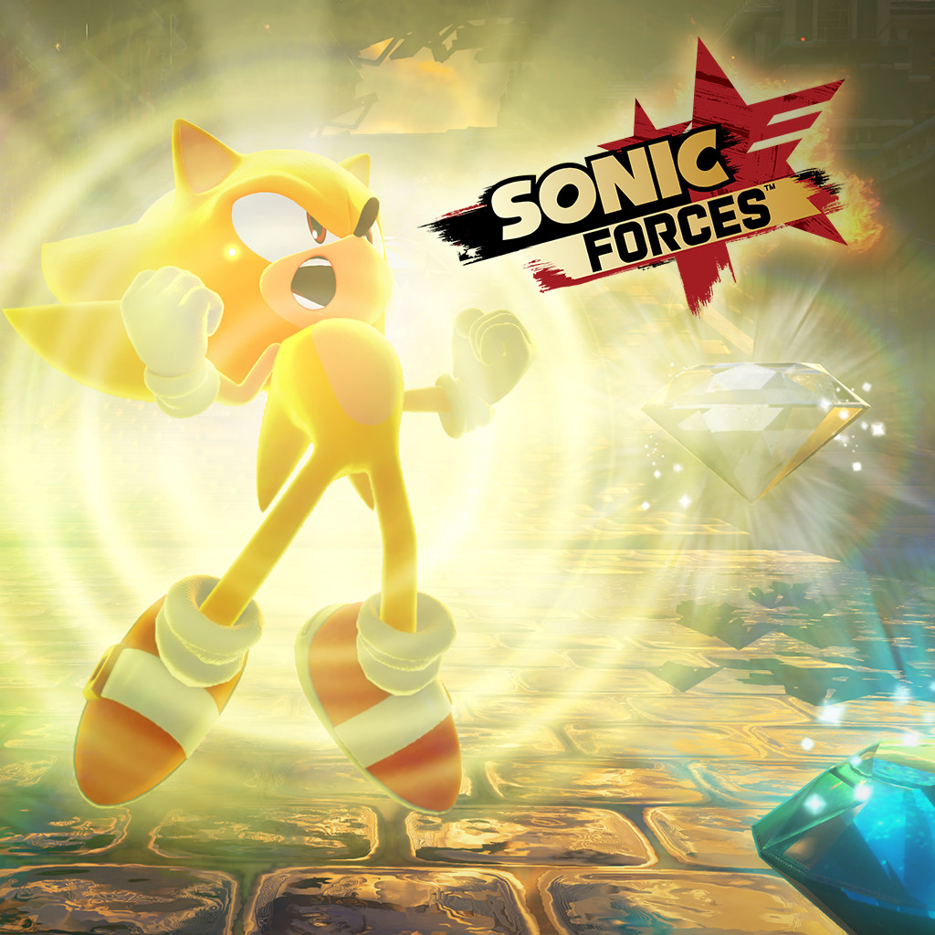 Super Sonic DLC on Steam