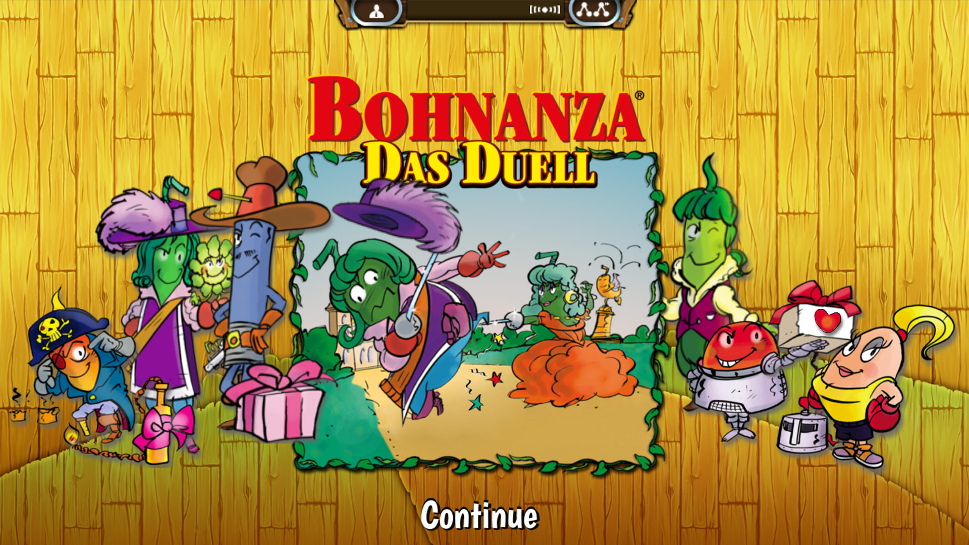 Bohnanza App