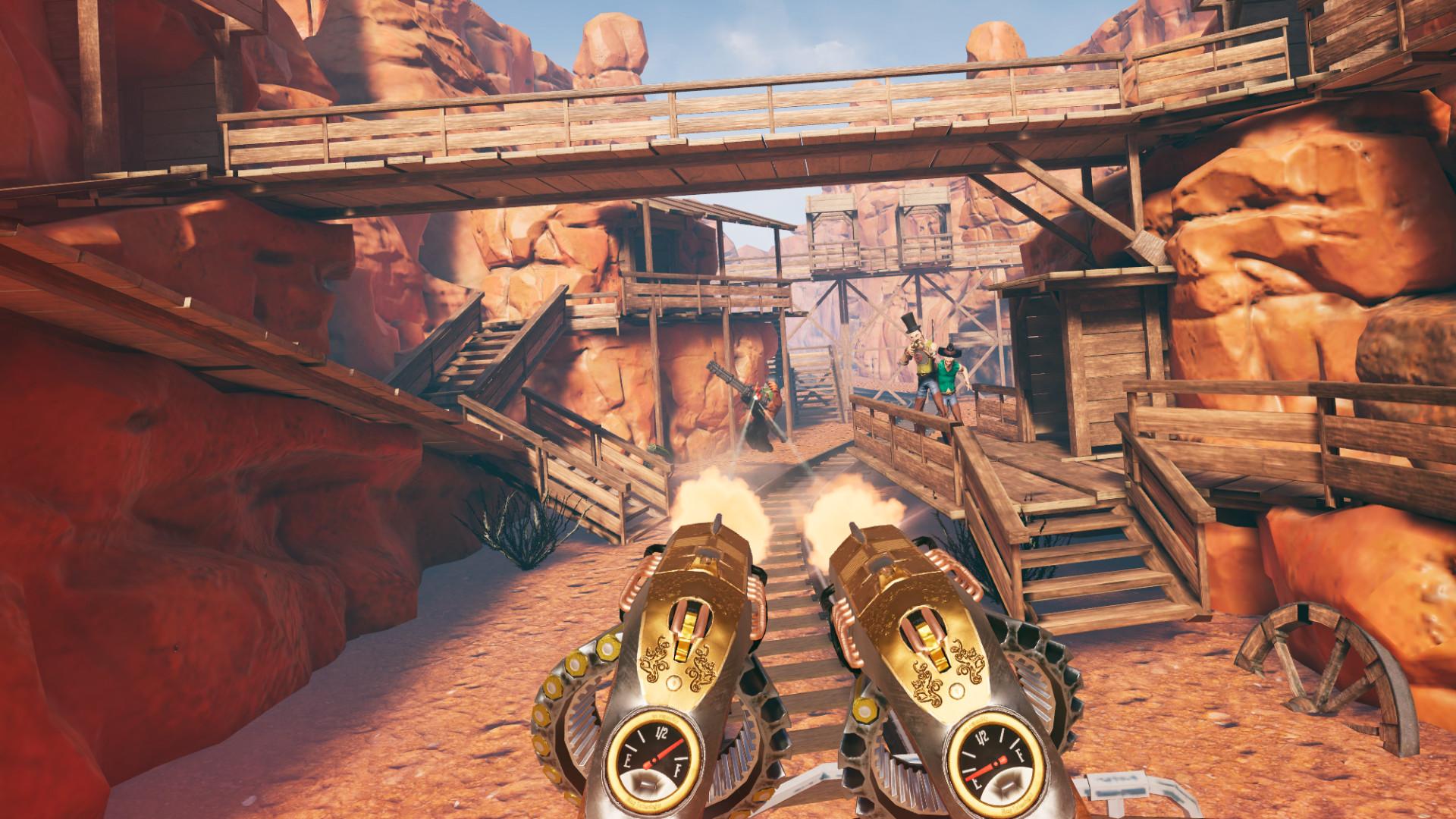 Guns'n'Stories: Preface VR on Steam