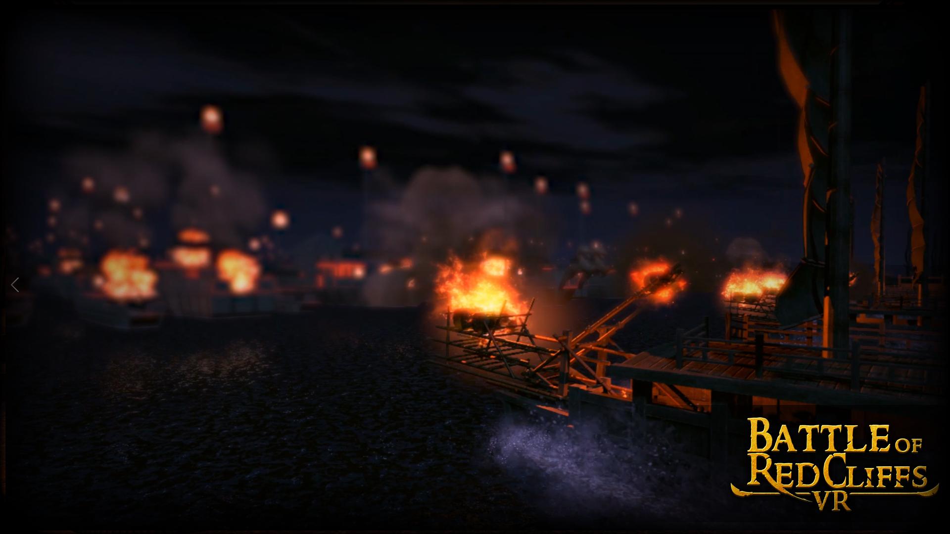 Battle At Red Cliffs