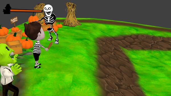 Halloween Knight 1
