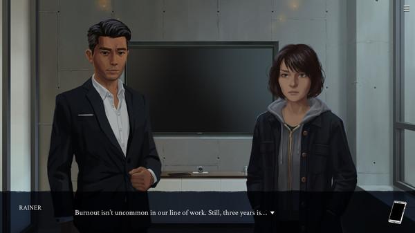 Screenshot of Eliza
