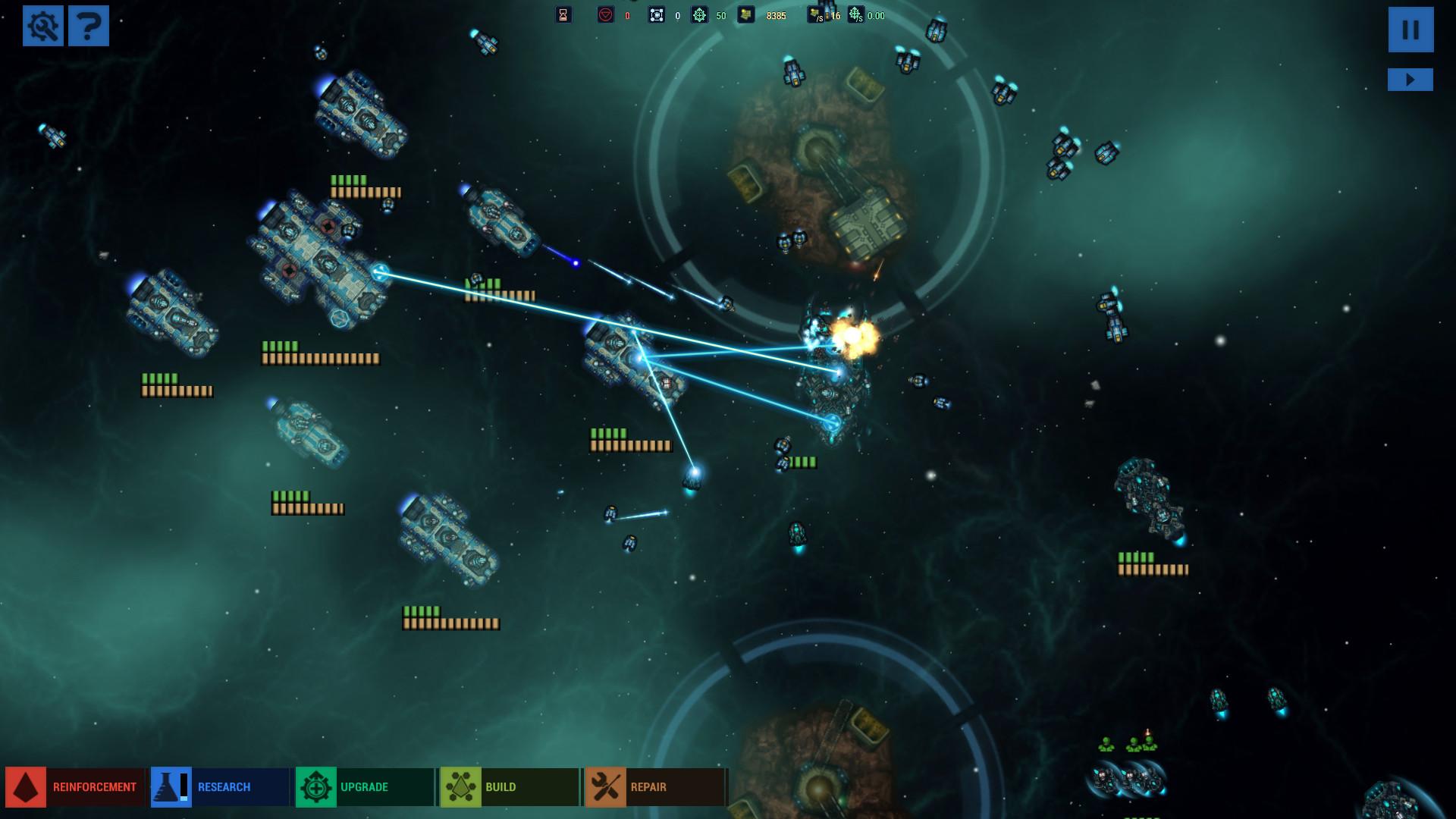 Battlevoid: Sector Siege OST Download