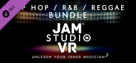 Jam Studio VR - Beamz Original HipHop/RnB/Reggae Bundle