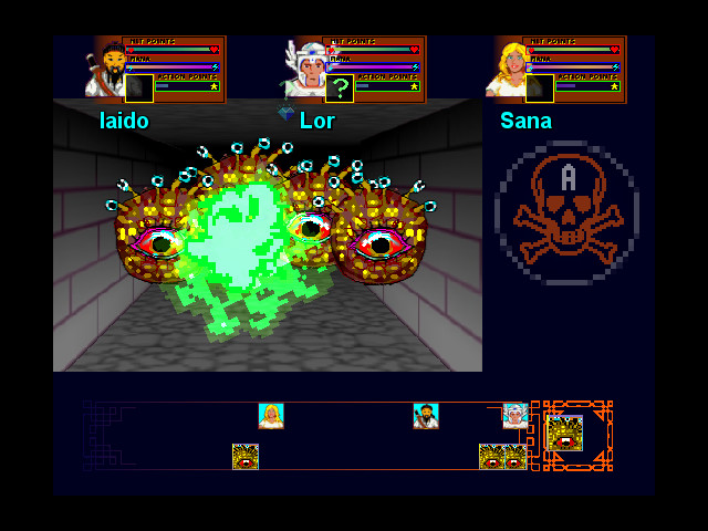 Super Dungeon Master Ace: The Classic Fantasy Adventure RPG on Steam