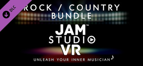 Jam Studio VR - Beamz Original Rock/Country Bundle
