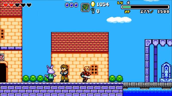 Screenshot of Aggelos