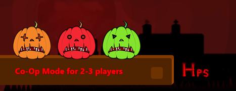 Halloween Pumpkin Story - 万圣节南瓜的故事