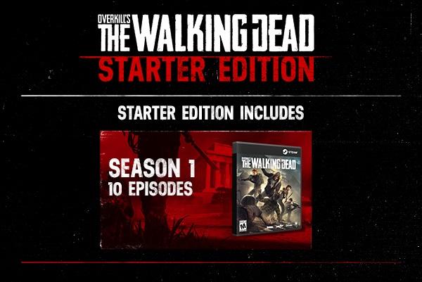 , OVERKILL's The Walking Dead, P2Gamer