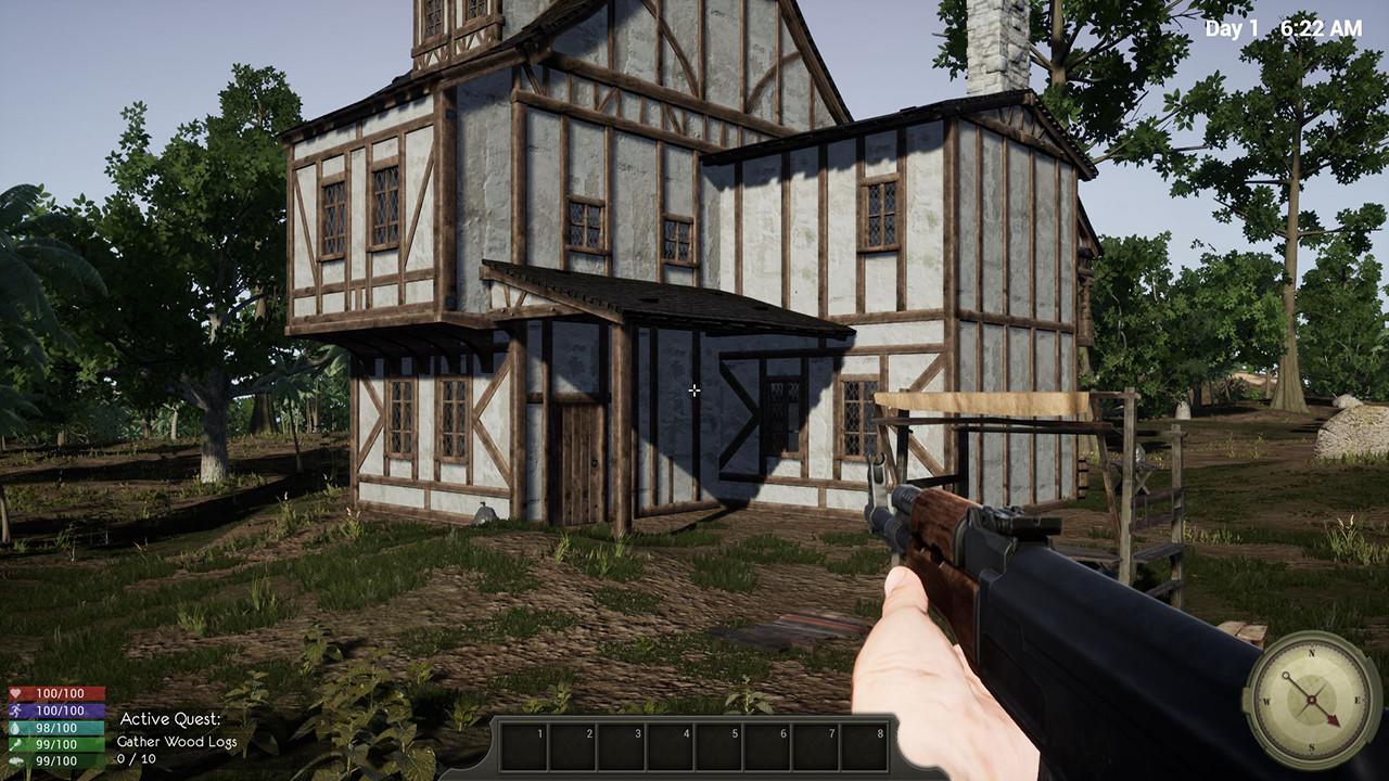Скриншот игры Hold Your Own v7.0.6