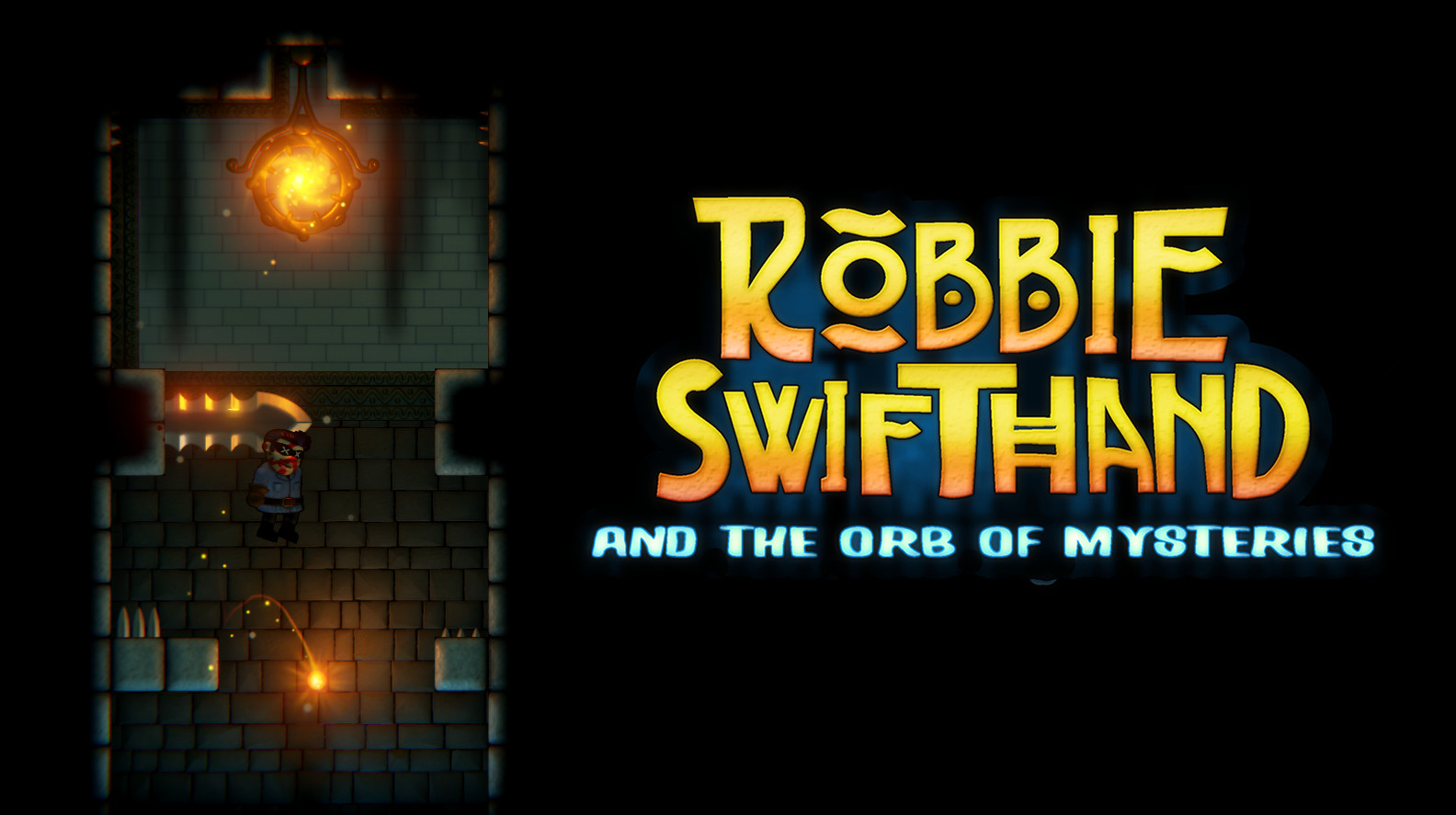 What's On Steam - Robbie Swifthand and the Orb of Mysteries