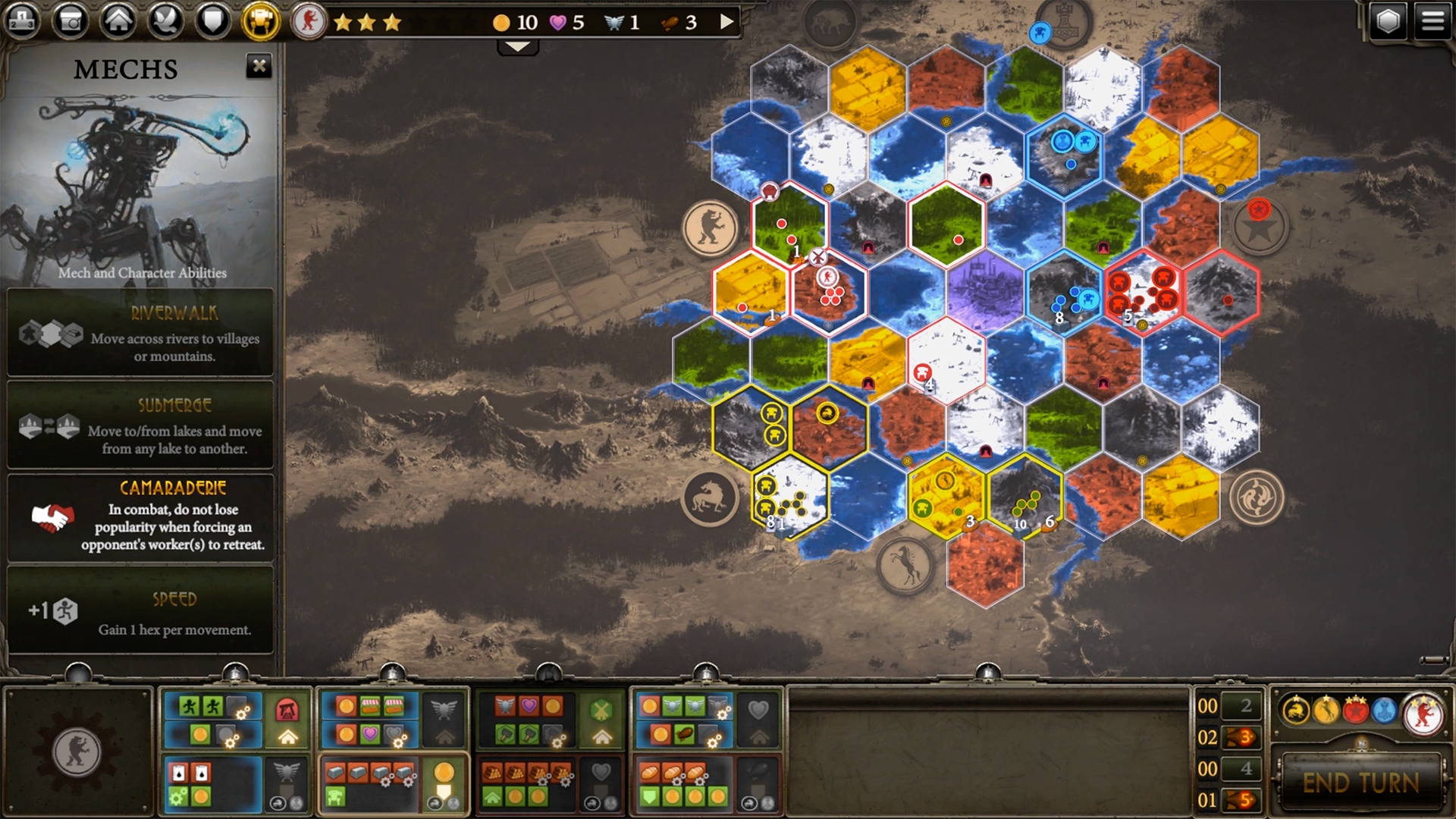 Scythe: Digital Edition Screenshot 2