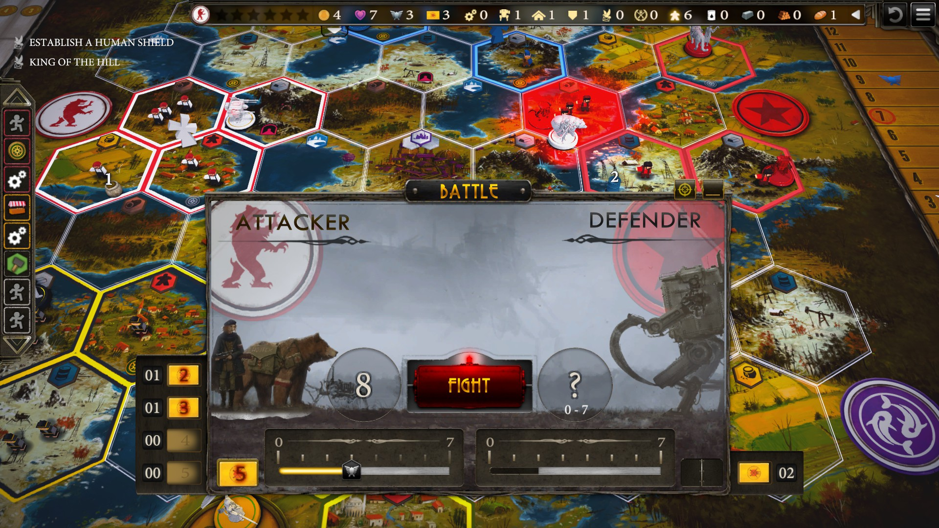 Scythe: Digital Edition Screenshot 3