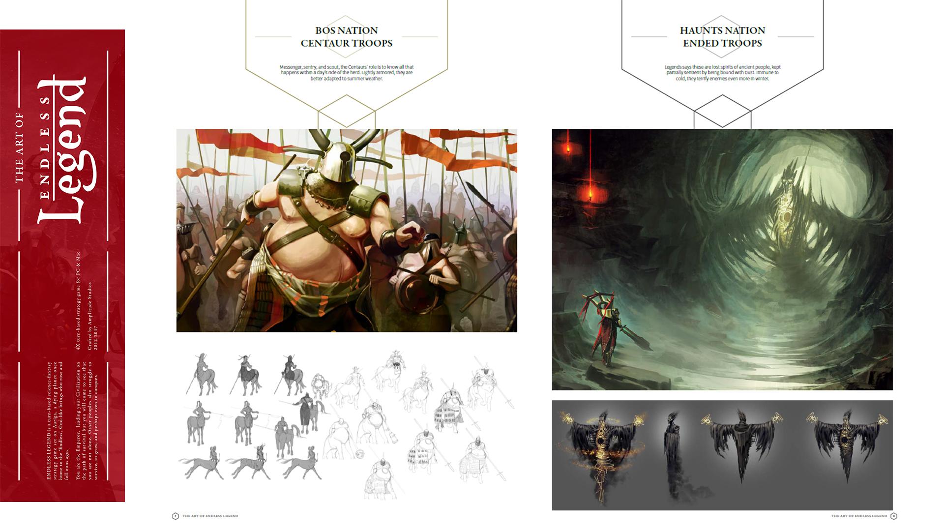 TSIOQUE - Digital Artbook