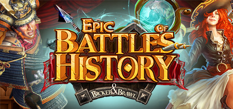 View Epic Battles of History on IsThereAnyDeal